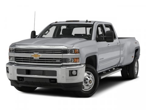2015 Chevrolet Silverado 3500HD LT Summit WhiteJet Black V8 66L Automatic 0 miles Mountain Vie