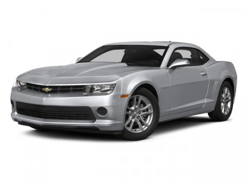 2015 Chevrolet Camaro LS Summit WhiteAFA BLACK V6 36L Automatic 5 miles  Audio system AMFM s