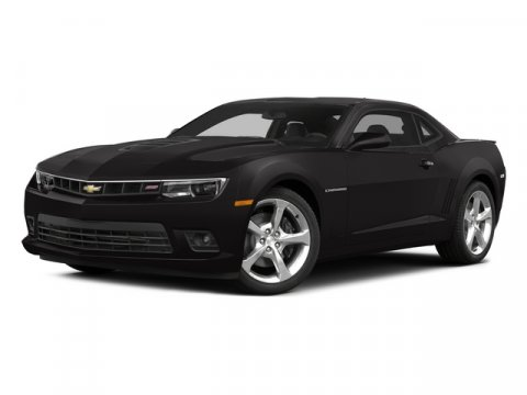 2015 Chevrolet Camaro SS w2SS BlackBlack V8 62L Manual 5 miles  2SS PREFERRED EQUIPMENT GROUP