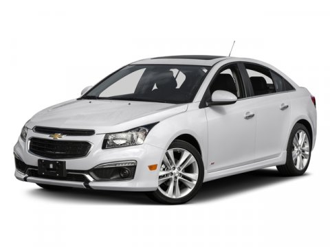 2015 Chevrolet Cruze LTZ Blue V4 14L Automatic 34155 miles Scores 38 Highway MPG and 26 City