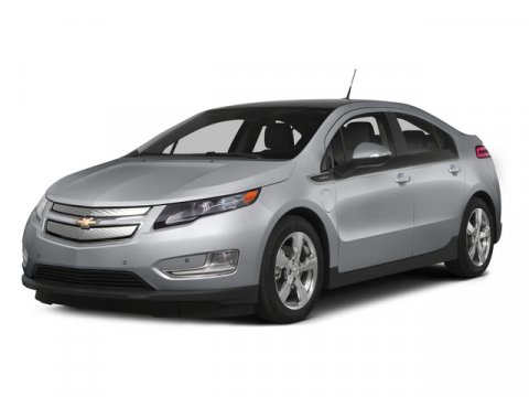 2015 Chevrolet Volt PREMIUM TRIM PKG Summit WhiteJet Black seatsDark accents V4 14L Automatic