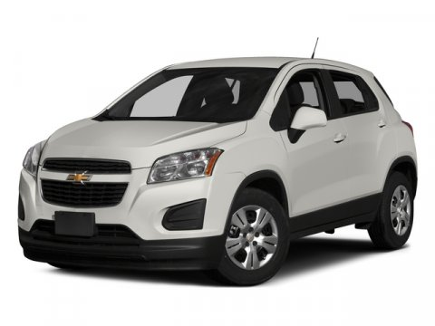 2015 Chevrolet Trax LS Ruby Red Metallic V4 14L Automatic 2476 miles  Turbocharged  Front Wh
