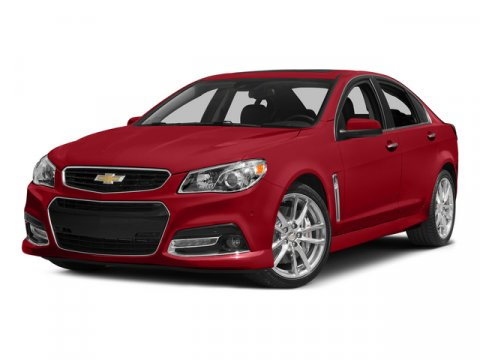 2015 Chevrolet SS SUNROOF Heron WhiteJet Black V8 62L Automatic 5 miles  AUDIO SYSTEM WITH NA