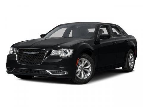 2015 Chrysler 300 Limited Gloss BlackLEATHER V6 36 L Automatic 1 miles  Rear Wheel Drive  Po