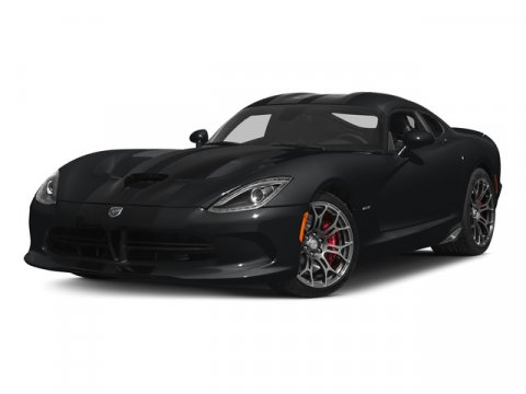 2015 Dodge Viper SRT Adrenaline RedBlack V10 84 L Manual 186 miles Visit Our Viper Exchange W