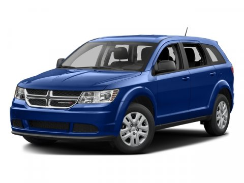 2015 Dodge Journey American Value Pkg Fathom Blue Pearlcoat V4 24 L Automatic 1 miles Rebate i