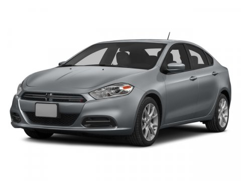 2015 Dodge Dart SXT Billet Silver Metallic Clearcoat V4 24 L Automatic 1 miles  Front Wheel D