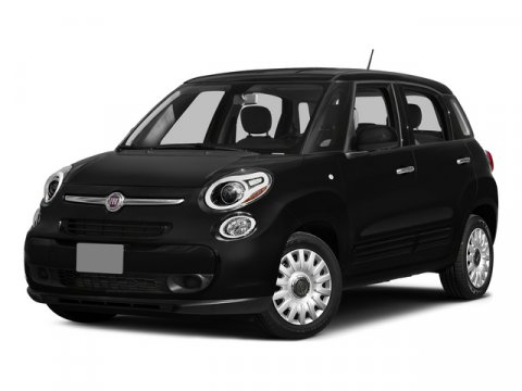 2015 FIAT 500L Easy Mocha LatteBlack V4 14 L Automatic 4 miles  Turbocharged  Front Wheel Dr