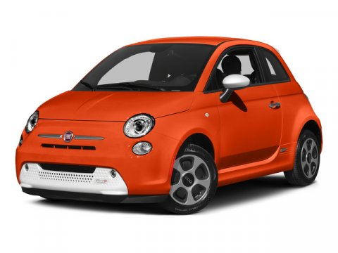 2015 FIAT 500e Battery Electric Nero Puro V 00 Automatic 3 miles The exciting news is the FIAT