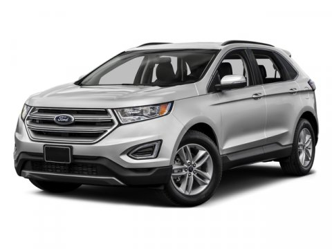 2015 Ford Edge SEL White V6 35 L Automatic 24976 miles New Price2618 HighwayCity MPG White