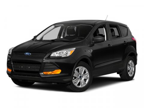 2015 Ford Escape Titanium BLACK V4 20 L Automatic 47073 miles New Price Priced below KBB Fai