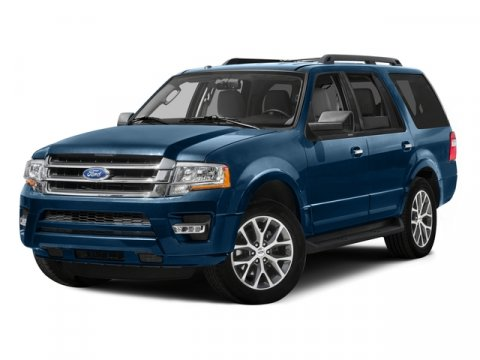 2015 Ford Expedition XLT Oxford WhiteCloth Bucket SeatsConsole Dune V6 35 L Automatic 1 miles
