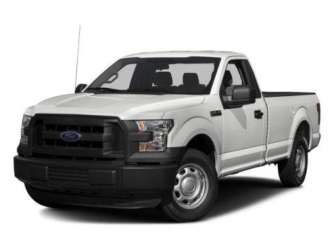 2015 Ford F-150 XL White V6 35 L Automatic 21575 miles  Rear Wheel Drive  Power Steering  A