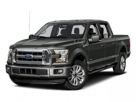 2015 Ford F-150 XLT EcoBoost Tuxedo Black MetallicMedium Earth Gray V6 27  L Automatic 0 miles