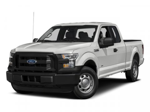2015 Ford F-150 XL EcoBoost Oxford WhiteMedium Earth Gray V6 27  L Automatic 0 miles Ford F-1