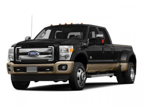 2015 Ford Super Duty F-350 DRW Uh Tuxedo Black MetallicSa Leather 40Console40 Seat Adobe V8 67