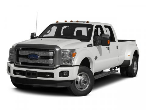 2015 Ford Super Duty F-350 DRW Platinum White Platinum Metallic Tri-CoatPECAN V8 67 L Automatic