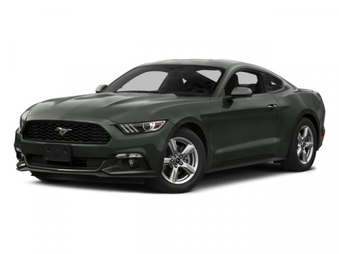 2015 Ford Mustang EcoBoost Black V4 23 L  17260 miles New Price3221 HighwayCity MPG Black