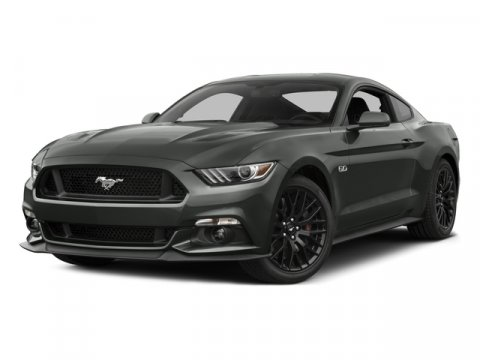 2015 Ford Mustang GT Premium BlackEbony V8 50 L Manual 0 miles Redesigned for 2015 is America