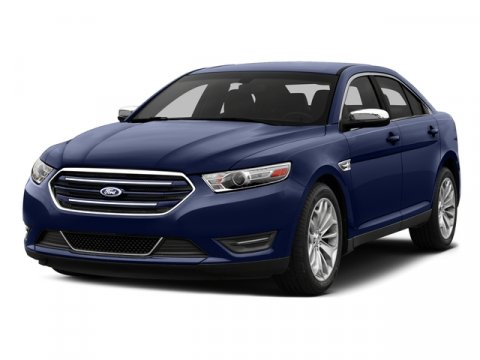 2015 Ford Taurus Limited FWD Deep Impact Blue MetallicCharcoal Black V6 35 L Automatic 16876 m