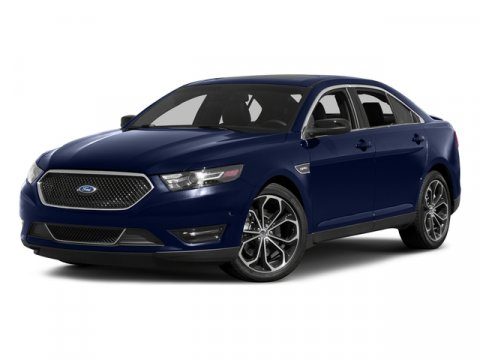 2015 Ford Taurus SHO EcoBoost AWD BlackCharcoal BlackMayan Gray V6 35 L Automatic 24136 miles