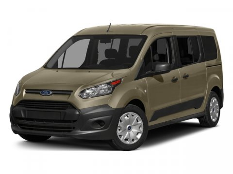 2015 Ford Transit Connect Wagon XLT  V4 25 L Automatic 0 miles  Front Wheel Drive  Power Stee