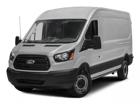 2015 Ford Transit Cargo Van Oxford WhitePewter V6 37 L Automatic 0 miles We know it will be w