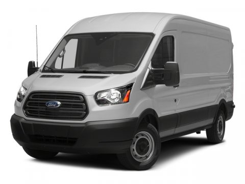 2015 Ford Transit Cargo Van Oxford WhitePewter V6 37 L Automatic 0 miles  2 ADDITIONAL KEYS