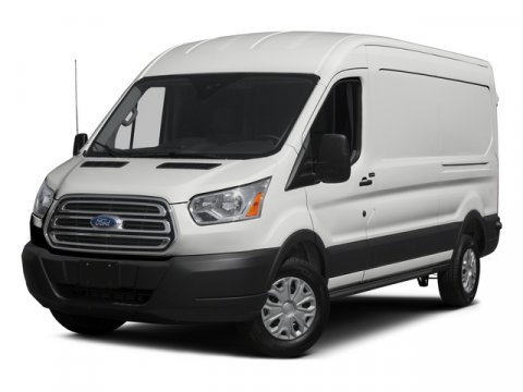 2015 Ford Transit Cargo Van Oxford WhiteCharcoal V6 37 L Automatic 0 miles The 2015 Ford Trans