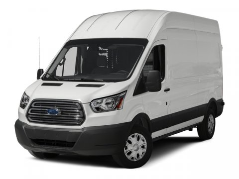 2015 Ford Transit Cargo Van 250 HR Oxford White V6 37 L Automatic 14184 miles -New Arrival- K