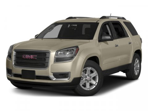 2015 GMC Acadia SLT Dark Sapphire Blue MetallicLIGHT TITANIUM V6 36L Automatic 8 miles  AUDIO