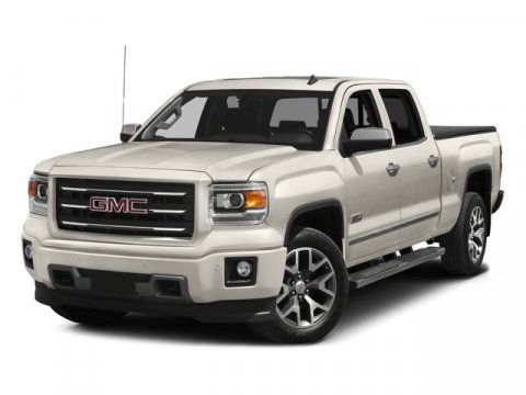 2015 GMC Sierra 1500 SLT White Diamond TricoatH3A COCOA  DUNE V8 53L Automatic 3 miles  AUDIO