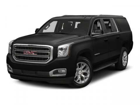 2015 GMC Yukon XL SLT BLACK V8 53L Automatic 63036 miles  Lane Departure Warning  Mirror Mem