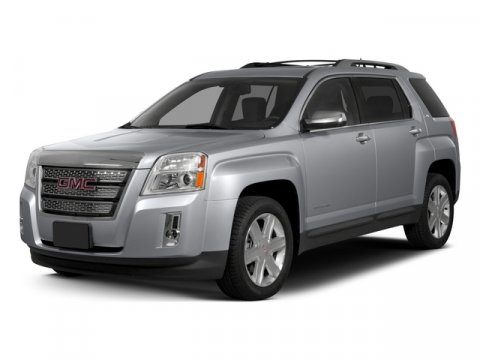 2015 GMC Terrain SLE Crystal Red TintcoatLIGHT TITANIUM V4 24L Automatic 8 miles  CRYSTAL RED