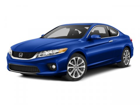 2015 Honda Accord Coupe EX-L Still Night PearlBLK PERFORATED LTH V6 35 L Automatic 3 miles