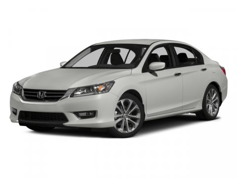 2015 Honda Accord Sedan Sport White Orchid PearlBLACK CLOTH V4 24 L Variable 4 miles   Stock