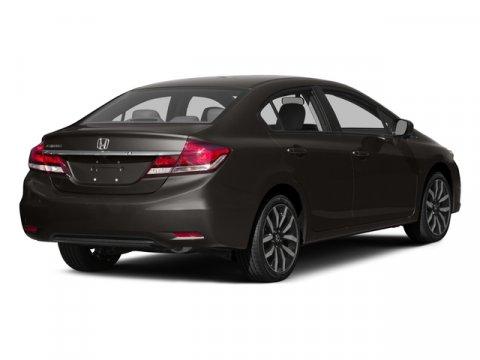 2015 Honda Civic Sedan EX-L Gray V4 18 L Variable 11655 miles Check out this gently-used 2015