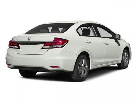 2015 Honda Civic Sedan LX White V4 18 L Variable 29007 miles  Front Wheel Drive  Power Steer