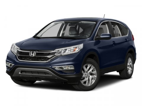 2015 Honda CR-V EX Modern Steel MetallicGRY LEATHER-MED V4 24 L Variable 5 miles   Stock 0