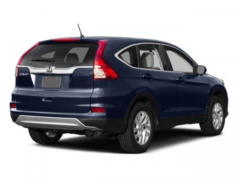 2015 Honda CR-V EX Modern Steel MetallicGray V4 24 L Variable 28335 miles  Front Wheel Drive