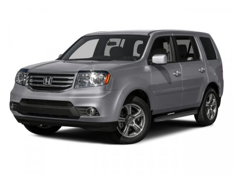 2015 Honda Pilot EX Crystal Black PearlGray V6 35 L Automatic 27321 miles Solid and stately t