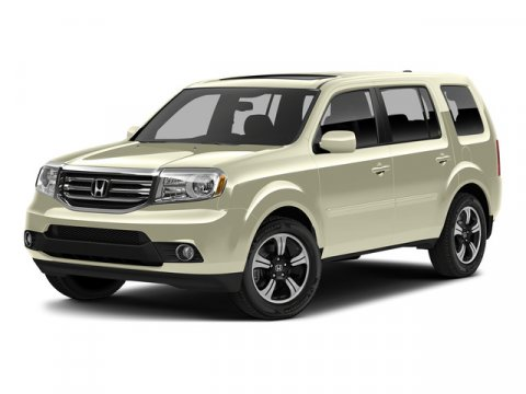 2015 Honda Pilot SE 4X4 Crystal Black PearlGray V6 35 L Automatic 21177 miles ACTUAL PRICE N