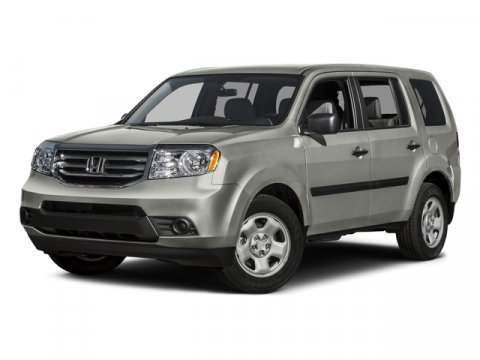 2015 Honda Pilot LX White V6 35 L Automatic 49013 miles 4WD Are you READY for a Honda Call