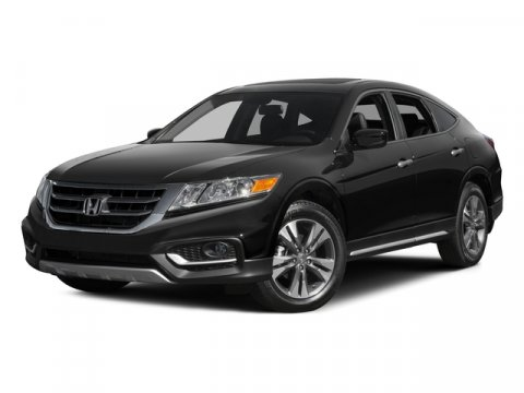 2015 Honda Crosstour EX-L Polished Metal MetallicBLK LEATHER-TRIMMED SEATS V6 35 L Automatic 2