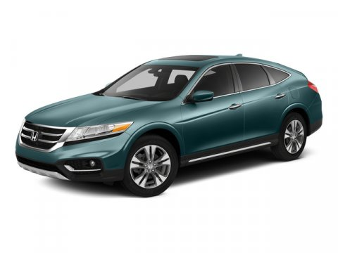 2015 Honda Crosstour EX-L  V6 35 L Automatic 0 miles  Four Wheel Drive  Power Steering  ABS