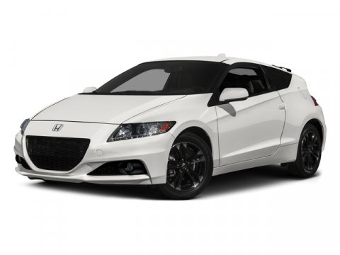 2015 Honda CR-Z EX Premium White PearlBLKRED MESH V4 15 L Variable 6 miles   Stock 008529