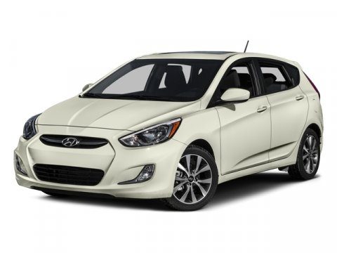 2015 Hyundai Accent GS Gray V4 16 L Automatic 37799 miles New Arrival CarFax One Owner This