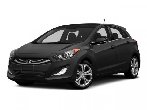 2015 Hyundai Elantra GT Base Black Noir Pearl V4 20 L Manual 33826 miles  Heated Front Bucket
