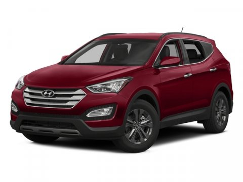2015 Hyundai Santa Fe Sport L PHANTOM BLACK MGray V4 24 L Automatic 5 miles With the Hyundai S