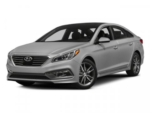 2015 Hyundai Sonata 24L SE BlueGray V4 24 L Automatic 4 miles  Front Wheel Drive  Power Stee